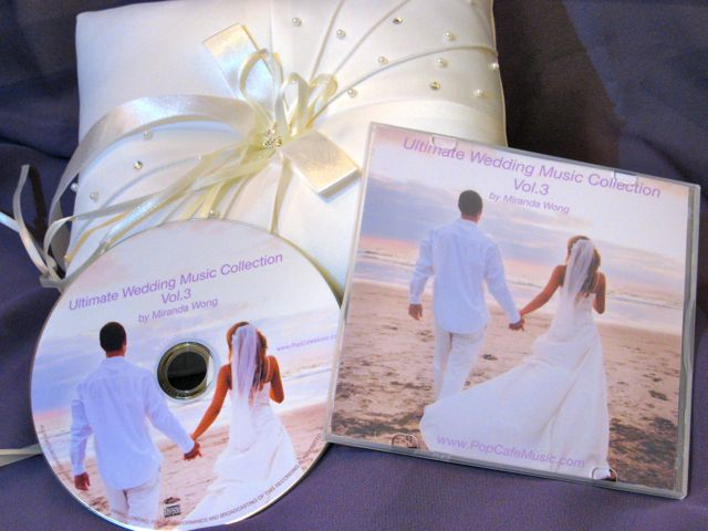 Ultimate Wedding Piano Music Collection Vol.3 (Audio CD)